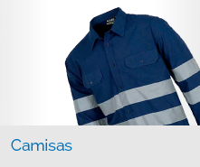 ropa laboral industrial